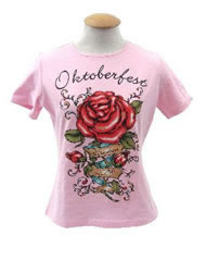 "Tattoo Damen Shirt ""Oktoberfest"""